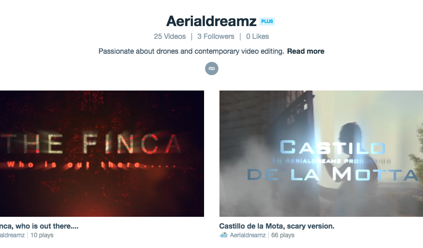 AerialDreamz now on Vimeo